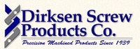 About: Alarm & Surveillance Systems | Michigan Camera Systems - Dirkson_screw_logo
